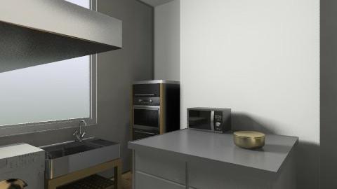 kitchen - Vintage - Kitchen - by Guillaume Bettayeb