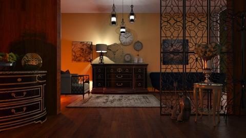 clocks - Living room - by BortikZemec