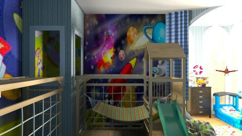 Playroom - Minimal - Bedroom - by frodo2002