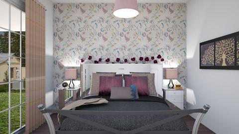 Bedroom - Bedroom - by ivona_h