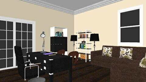 Avrils office - Feminine - Office - by AoifeK