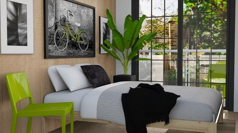 Flat 3 for biork - Bedroom - by millerfam