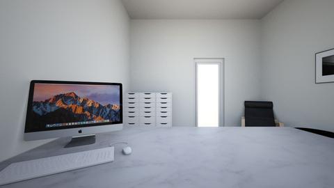 bureau 1 - Office - by stienfelies4