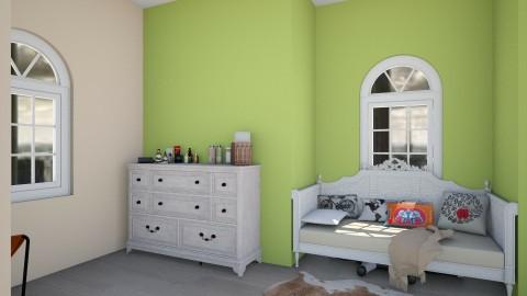 Teen Room - Rustic - Bedroom - by love Tully love