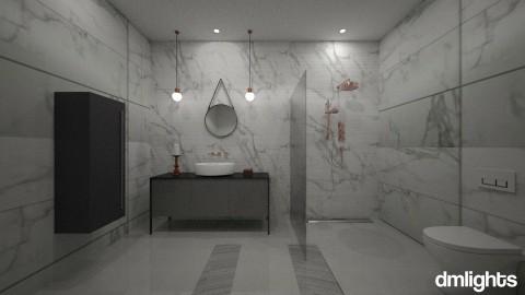 rose - Bathroom - by DMLights-user-1133665