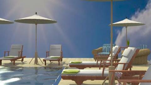 Resort - Classic - Garden - by hunny