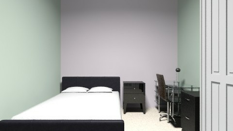 my room sorta - Bedroom - by perfectpanda37