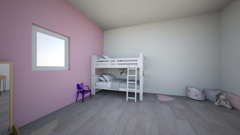 pokoj zabaw - Kids room - by mike007007