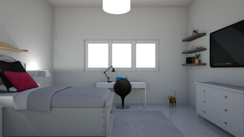 Sgk  - Bedroom - by matemaandmiamarooms