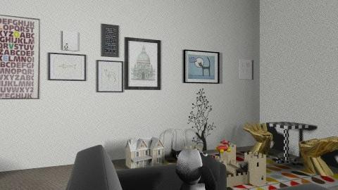 house - Modern - by ew90150