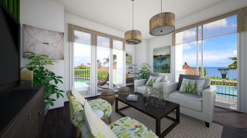 Bajo el mismo sol - Modern - Living room - by Lucii