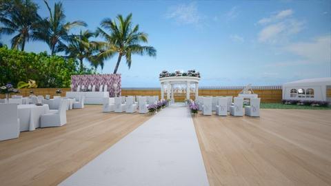 Back Yard Wedding - Garden - by creato
