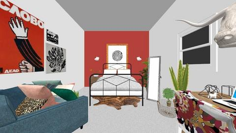 New room - Bedroom - by roomstylerpaige12