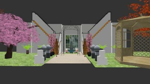Luxury Garden - Glamour - Garden - by ndfinney