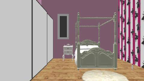 Candy Princess - Feminine - Bedroom - by gecko4537
