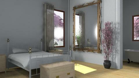 test room - Classic - Bedroom - by yoban