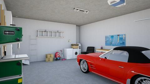 Garage - by Psweets