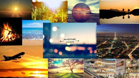 Summer Moodboard - by WishVP