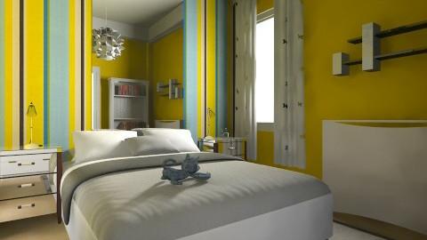 cili21 - Modern - Bedroom - by Vargn Nagy Ceclia