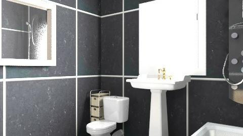 graemes bathroom. - Modern - Bathroom - by interior motives