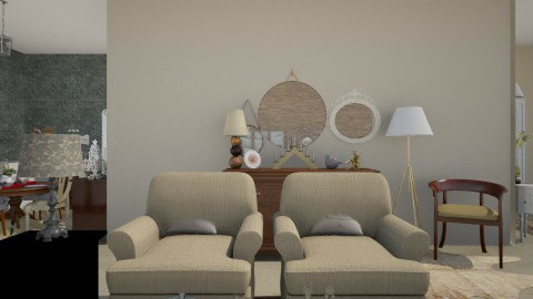livingroom - Living room - by ladanmoba