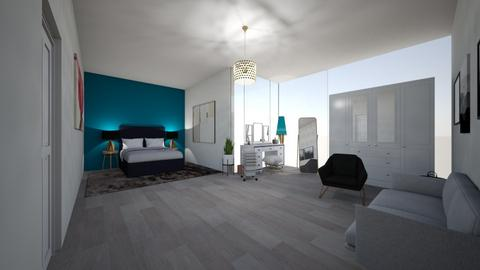 xxAX - Bedroom - by lenabena