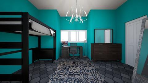 art project  - Classic - Bedroom - by pineapplekea1