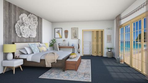 Dream bedroom - by lozzywazzy
