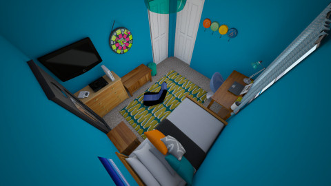 kids room - Modern - Kids room - by AshleyRowland01