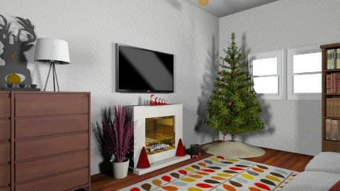 ffdhty - Living room - by Yoshi Yogataga