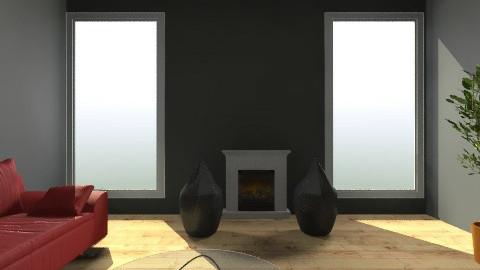 Modern Living room - Modern - Living room - by ept101