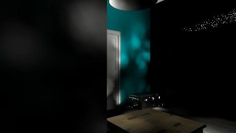 Master Bedroom w lounge - Modern - Bedroom - by LeeAnn Whaley
