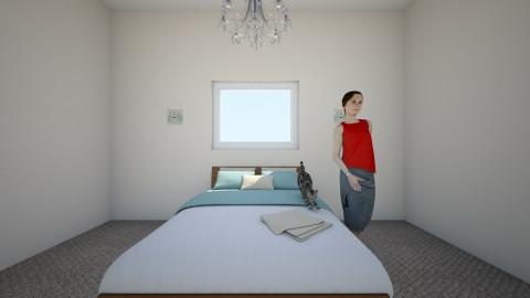 boredagain - Bedroom - by PJSmartyPantz