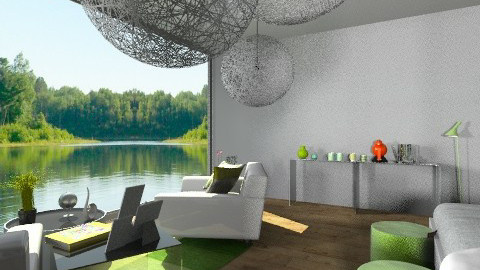 GreenHotel_View 6 - Eclectic - by idesine