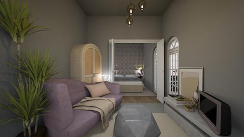 Casa348LivingArea - Living room - by nickynunes