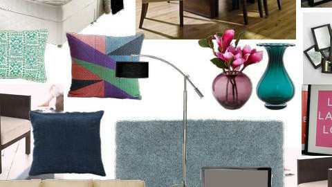Naomi's - Living room - by my interior stylist