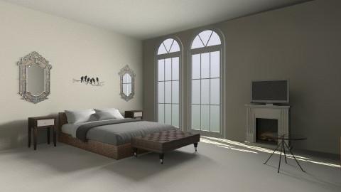 Hotel Room  - Modern - Bedroom - by Tatjanaa Linsenn