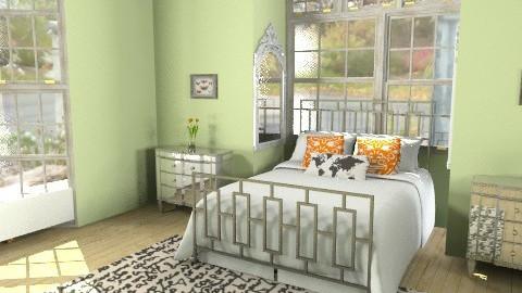 Bedroom 3 - Modern - Bedroom - by emilypinnock