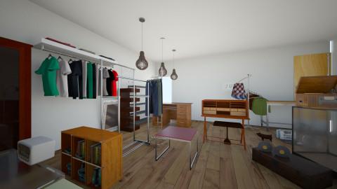 thift shop lake dallas2 - Vintage - Office - by junklove
