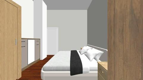 Cucciolo Room - Bedroom - by SuperNata