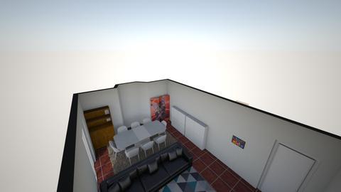 ana - Retro - Living room - by ana_ribeiro