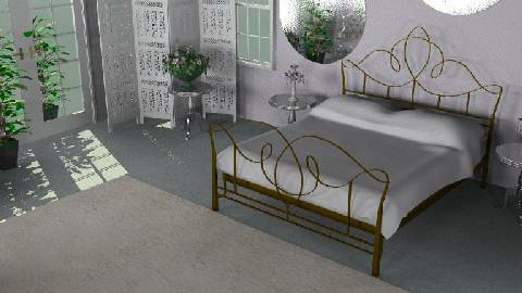 Purple dream - Glamour - Bedroom - by karma kitten