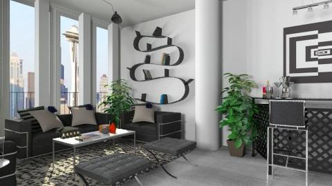 living - Modern - Living room - by annyvgv