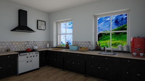 rfv - Kitchen - by TRMVM