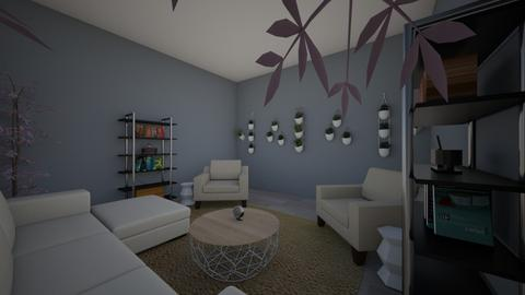 Planted Room - Living room - by imhacker2007
