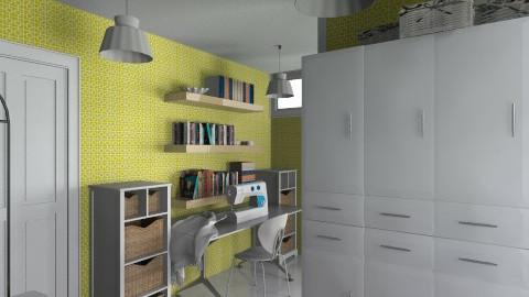 For Jaimea 2 - Eclectic - Bathroom - by Theadora