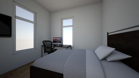 Main Room - Bedroom - by aryannaw3