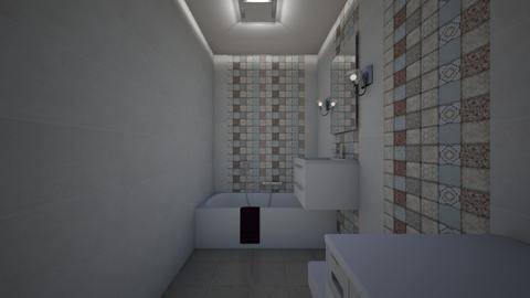 etaj 1 Flori - by anamariadumitrascu