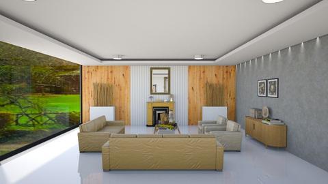 living room  - Living room - by maritaaslamazashvili