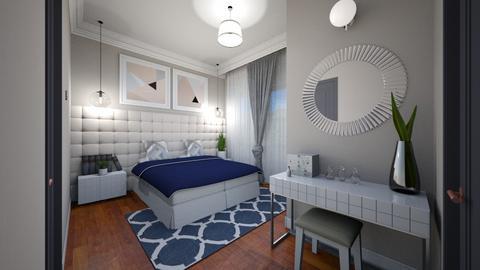 bedroom  - Modern - Bedroom - by Popa Bianca Rozalia